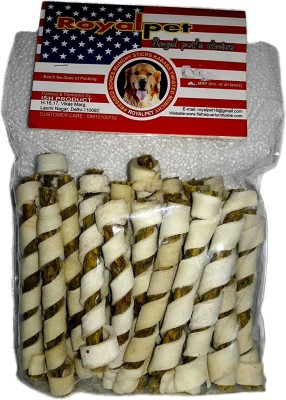 ROYAL PET Roll Sticks 475g | Chews for cleaning strengthening dog teeth Chicken 475 g Dry Dog Food
