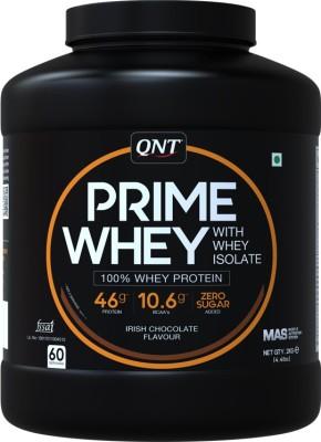 QNT Prime Whey Whey Protein(2 kg, Irish Chocolate)
