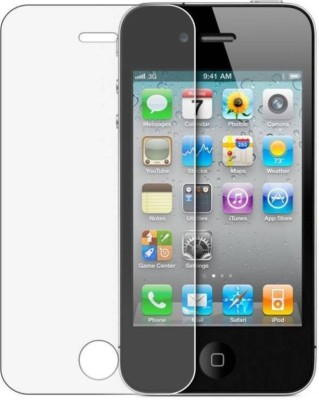 EASYBIZZ Tempered Glass Guard for Apple iPhone 4s(Pack of 1)