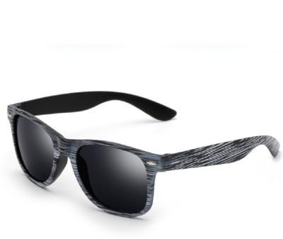 Trendzino Wayfarer Sunglasses(Black)
