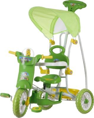 NHR VEGA_DELUXE_GREEN VEGA_DELUXE_GREEN Tricycle(Green)