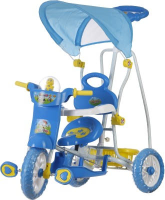 NHR VEGA_DELUXE_BLUE VEGA_DELUXE_BLUE Tricycle(Blue)