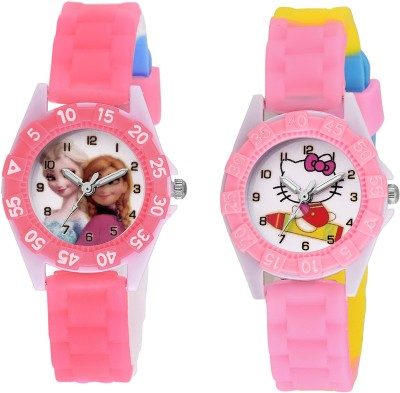 Fantasy World Froggy Printed Cool Watch  - For Boys & Girls