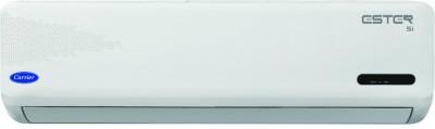 Carrier Hybridjet 1 Ton 5 Star BEE Rating 2018 Inverter AC  - White(12K ESTER INVERTER��- 5 Star/CAI12ES5C8F0, Copper Condenser) 1