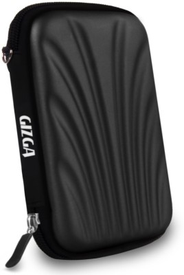 Gadget Deals Pouch for Seagate, Toshiba, WD, Sony and Transcend 2.5 inch External HD(Black, Waterproof)