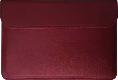 Fastway Sleeve for Beetel Magiq II Calling(Dark Red, Artificial Leather)