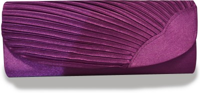 Chemistry Casual Purple  Clutch at flipkart