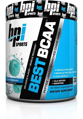 BPI Sports BEST BCAA BLUE RASPBERRY BCAA(300 g, BLUE RASPBERRY)
