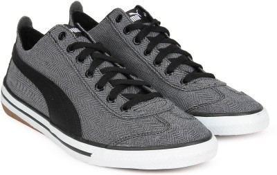 f0a1009665d725 Puma 917 FUN Herringbone IDP Casuals For Men(Grey)