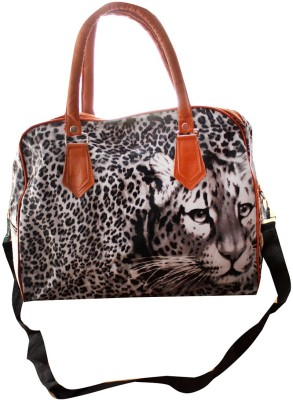 45b720dd8cab 52% OFF on HD Tiger Digital Multi-Coloured Printed Travel Duffle Bag Small Travel  Bag - Length 14 inch Height 10 inch Width 7 inch(Multicolor) on Flipkart ...
