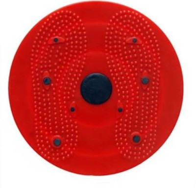 ATTRACTIVE Tummy Twister, Acupressure Twister (Magnets) Useful for Figure Tone-up Stepper(Red)  available at flipkart for Rs.299