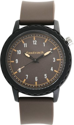 Fastrack 38038PP05 Elementary Tees Watch  - For Men & Women (Fastrack) Bengaluru Buy Online