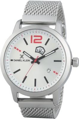 Daniel Klein DK11625-4  Analog Watch For Men