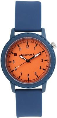 Fastrack 38038PP01 Elementary Tees Watch  - For Men & Women (Fastrack) Tamil Nadu Buy Online