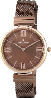 Daniel Klein DK11580-6  Analog Watch For Women