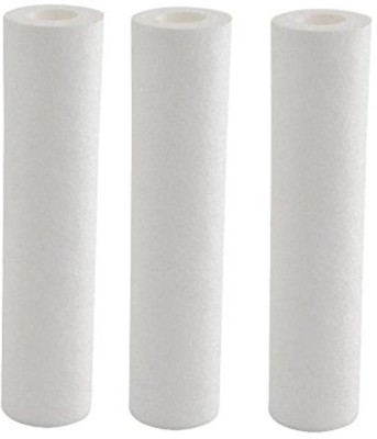 Morning Star Technology RO/UV Water Purifier PP Spun Filter, PRE Filter Cartridge 10 Inch 5 Micron Solid Filter Cartridge(5, Pack of 3)  available at flipkart for Rs.499