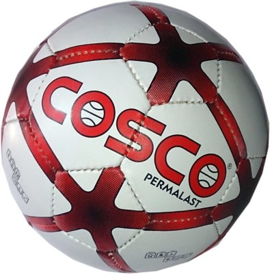 Cosco Permalast Football - Size: 5(Pack of 1, Multicolor)  available at flipkart for Rs.750