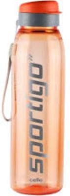 Cello sportigo 800 ml Bottle(Pack of 1, Orange)  available at flipkart for Rs.135