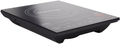 Prestige PIC 6.0V3 Induction Cooktop(Black, Touch Panel)