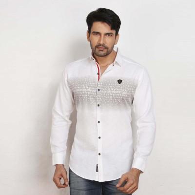 Club Martin Men Printed Casual Shirt