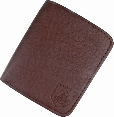 LANDER Girls Brown Artificial Leather Wallet 8 Card Slots