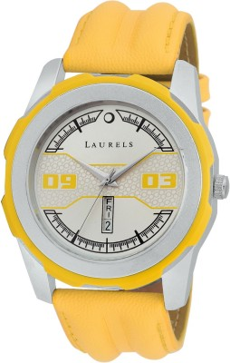 Laurels LWM-DXTR-II-080807  Analog Watch For Men