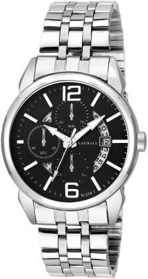 Laurels LWM-AST-VI-020707 Date Function Analog Watch For Men