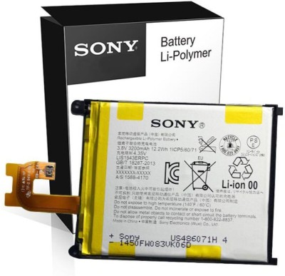 Sony Mobile Battery For SONY Sony Xperia Z2 BATTERY