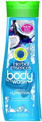 Herbal Essences Hello Hydration Body Wash - Coconut Extract (Imported)(328 ml)