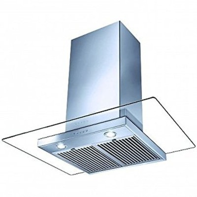 Faber Hood Glassy Sunzi LTW 60 (with free cuttlery set from giftipedia) Wall Mounted Chimney(Stainless Steel 1200)  available at flipkart for Rs.19499