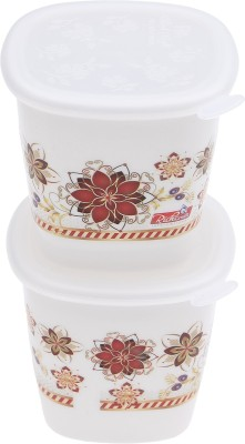 Rich Craft International Plastic Bowl Set(Multicolor, Pack of 1) at flipkart