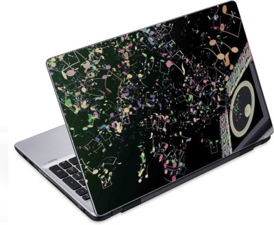 ezyPRNT Beautiful Musical Expressions Music Y (12 to 12.9 inch) Vinyl Laptop Decal 12  available at flipkart for Rs.270