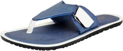 Bata Men Blue Flats