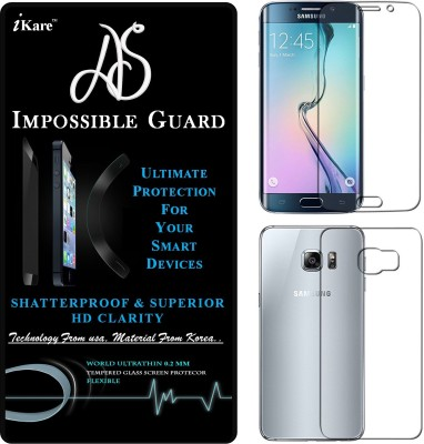 AS Front and Back Screen Guard for Samsung Galaxy S6 Edge Plus(Pack of 1)