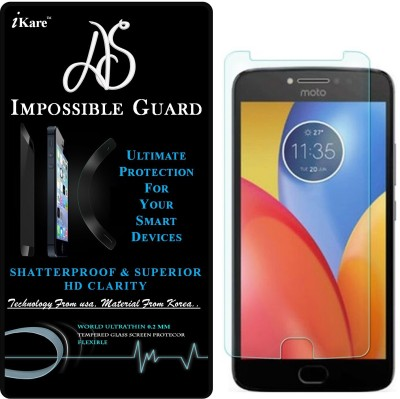 AS Impossible Screen Guard for Motorola Moto E4 Plus(Pack of 1)