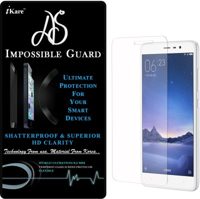 AS Impossible Screen Guard for Xioami Redmi Mi Note 3(Pack of 1)