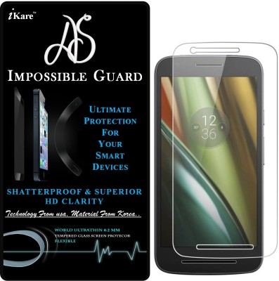 AS Impossible Screen Guard for Motorola Moto E (3rd Generation)(Pack of 1)