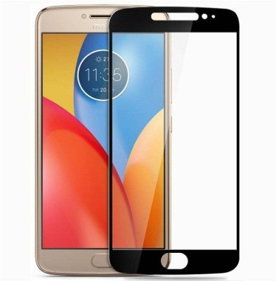 REZAWZ Tempered Glass Guard for Motorola Moto E (1st Gen)
