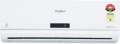 Whirlpool 1 Ton 5 Star BEE Rating 2017 Split AC  - White(1T MAGICOOL DLX 5S, Aluminium Condenser)