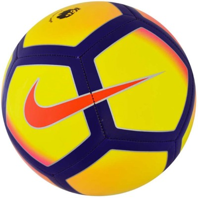 Nike PL Pitch Football - Size: 5(Pack of 1, Multicolor)