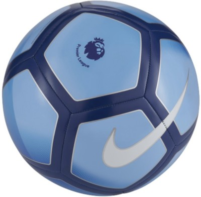 Nike Premier League Football - Size: 5(Pack of 1, Blue)