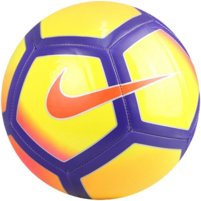Nike Pitch Football - Size: 5(Pack of 1, Yellow)
