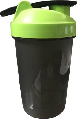 MadSan Gym Shaker, Sipper 400 ml Bottle(Pack of 1, Green)  available at flipkart for Rs.235