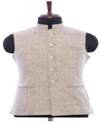modi jacket Sleeveless Solid Men & Women Jacket