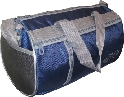DreamPalace India Trendy Duffle Bag Travel Bag Sport Bag Gym Bag(Blue, Kit Bag)  available at flipkart for Rs.299