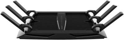 Netgear AC3200 Nighthawk X6 Tri-band Wi-Fi Router (R8000) Router(Black)