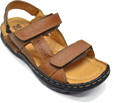 bb586ccc6 20% OFF on Red Chief Men Tan Sports Sandals on Flipkart