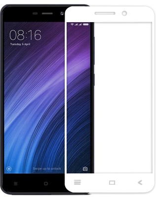Yellow Bell 3D Tempered Glass for Mi Redmi 3s Prime
