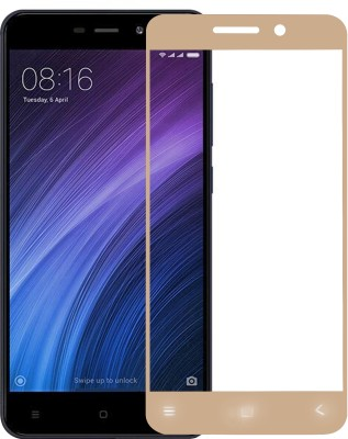 Heartly 3D Tempered Glass for Mi Redmi 3S Prime