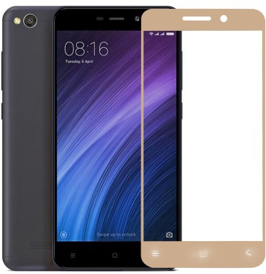 Heartly Edge To Edge Tempered Glass for Mi Redmi 4